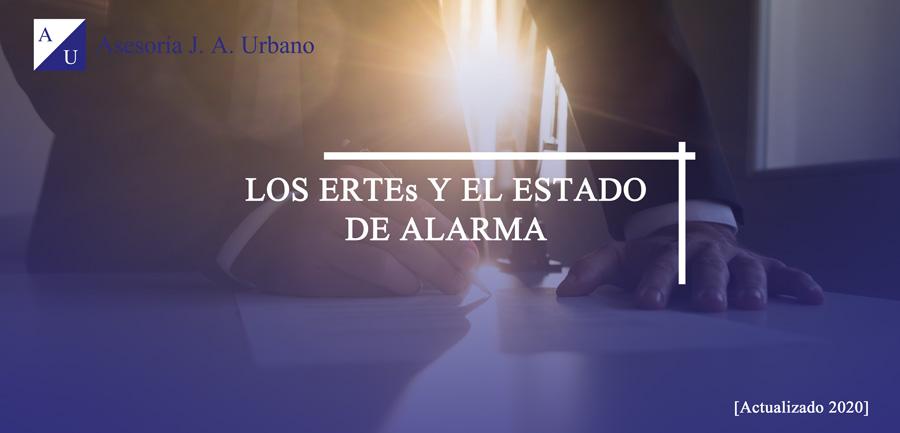 Imagen post ERTEs y Estado de alarma