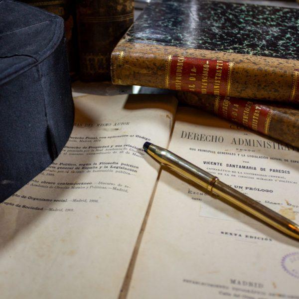 Imagen recurso de derecho administrativo